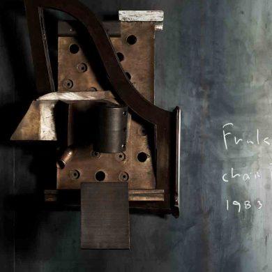 Frank Stella, CHAIR:Playskool Series – 1983.