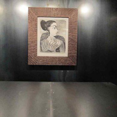 Pablo Picasso, Femme au Chignon