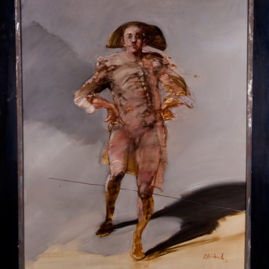 Claude Weisbuch, Arlequin
